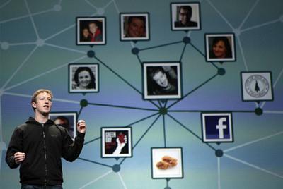 Mark Zuckerberg, durante la conferencia en San Francisco.