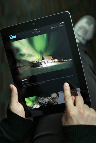 FOTOGALERIA: iPad 2, de Apple