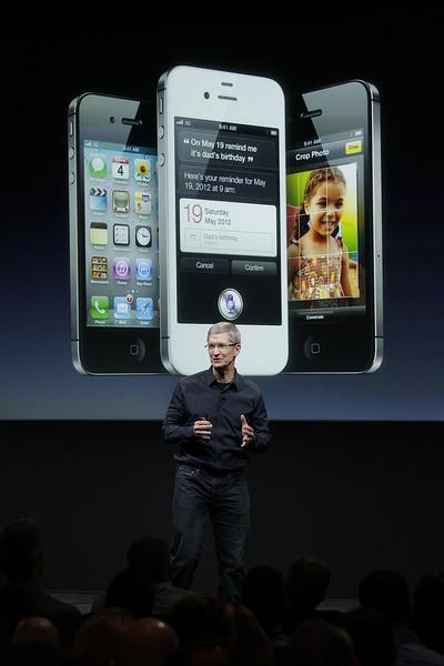 El iPhone se renueva, pero menos