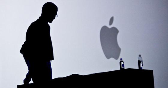 El cofundador de Apple, Steve Jobs, en una presentación el 7 de junio de 2010.
