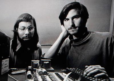 FOTOGALERIA: El primer Apple