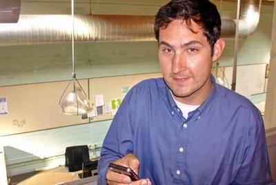 Kevin Systrom , fundador de Instagram.
