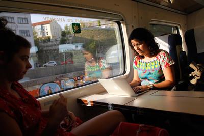 Los trenes de Renfe tendrán conexión a Internet gratis
