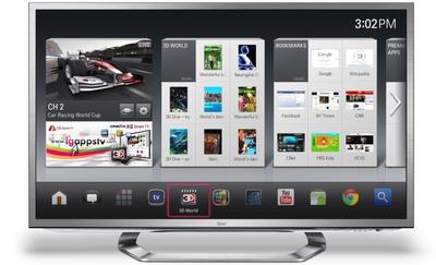 LG se suma a la Google TV.