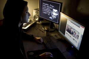 Anonymous prosiguió su campaña de represalias por el cierre de Megaupload