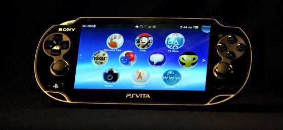 Playstation Vita, la nueva consola de Sony, se estrena en España.