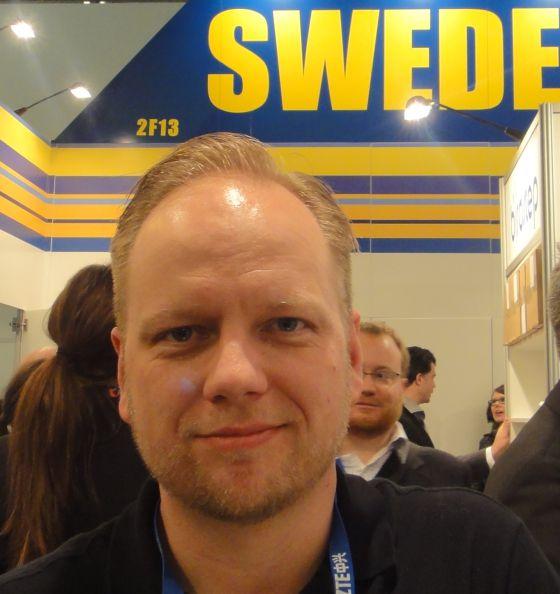 Patric Bottne, consejero delegado de CamClic