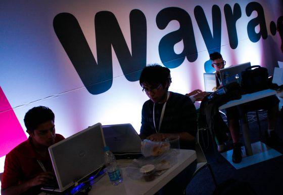 Wayra, incubadora de Telefónica.
