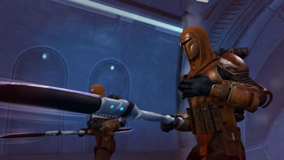 Una imagen de Star Wars para Kinect