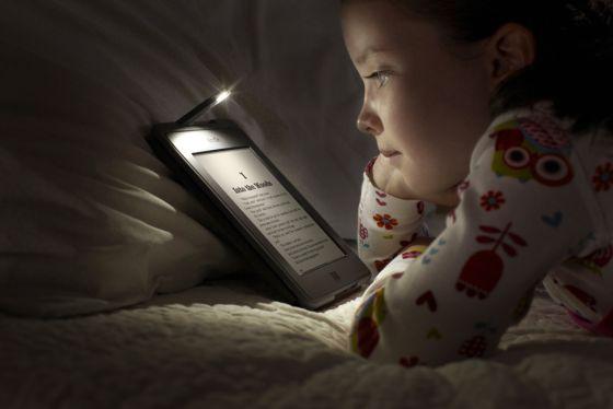 El lector de libros electrónicos de Amazon, Kindle, es el más popular