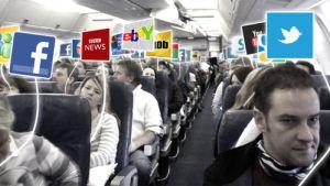 KLM permite elegir compañero de asiento por sus gustos en Facebook