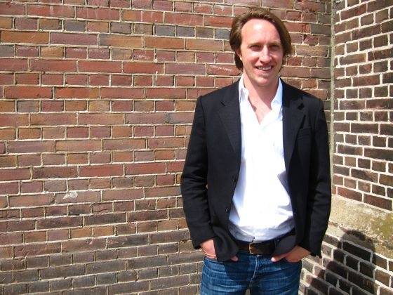 Chad Hurley, cofundador de YouTube