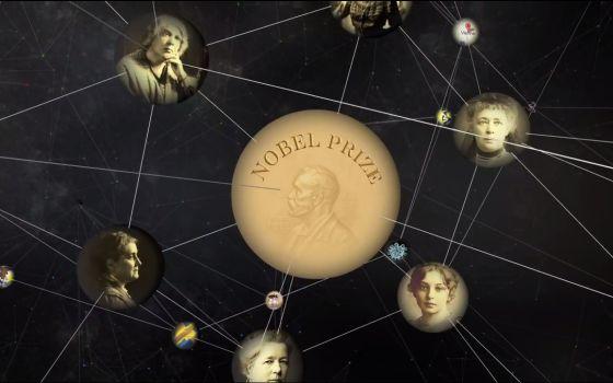 Fragmento del vídeo de presentación del nuevo buscador de Google.