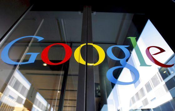 El logotipo de Google.