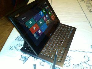 Vaio Duo 11 combina tableta y portátil