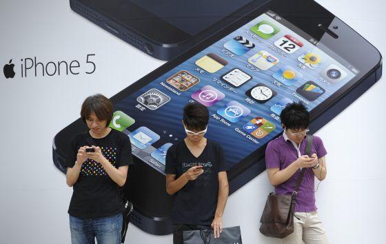 Apple aumentó el tamaño de pantalla de su último iPhone