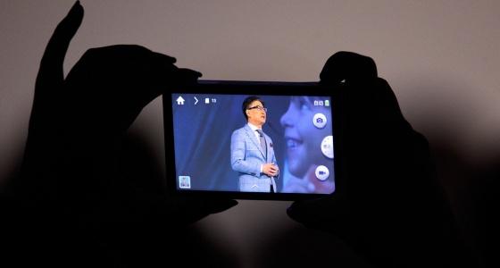 El presidente de Samsung, Boo-Keun Yoon.