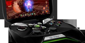 Videoconsola Shield de Nvidia.