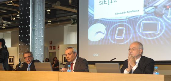 Presentación del informe La Sociedad de la Información en España 2012