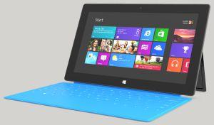 Microsoft vende la mitad de las tabletas previstas