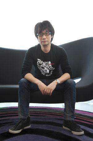 Hideo Kojima en Madrid