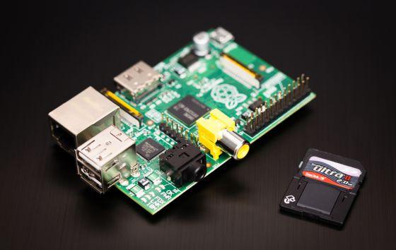 Raspberry Pi, una diminuta fábrica de genios aficionados