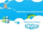 Adiós Messenger, hola Skype