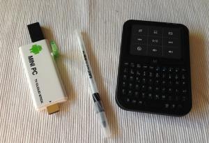 Modelo de conector y teclado probados.