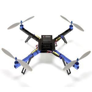 Uno de los modelos diseñados por 3D Robotics.