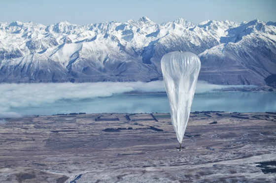 Google usará globos para llevar Internet a todo el planeta 1371308921_634106_1371310637_noticia_normal
