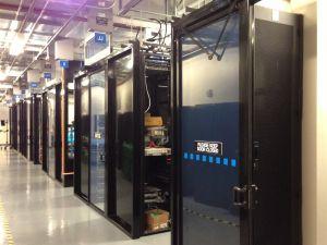 Visita a los servidores de NetApp.