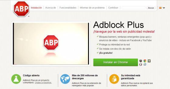 Los bloqueadores de anuncios ganan adeptos