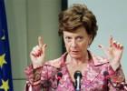 La vicepresidenta europea Kroes lamenta la pérdida de Nokia