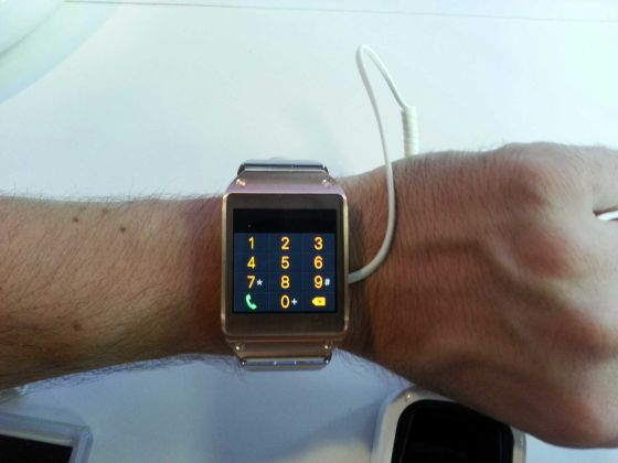 El reloj de Samsung, caro y poco inteligente