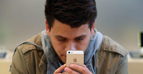 Fabricar el iPhone 5S cuesta seis veces menos que su precio