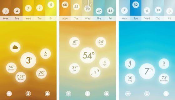 Las mejores 'apps' para el sistema iOS 7