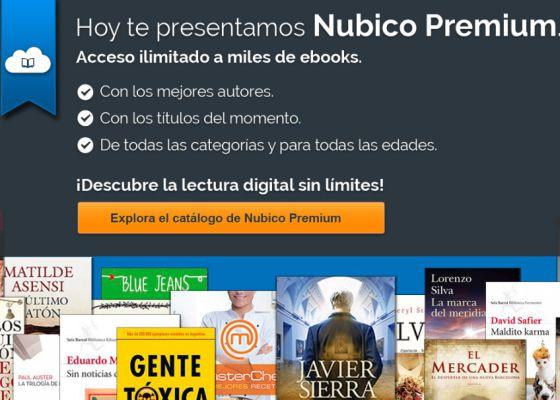 Telefónica lanza Nubico, el Spotify de los libros