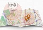 Sonata Retail subasta anuncios por metros cuadrados