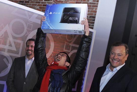 PlayStation 4: un millón de unidades en un día