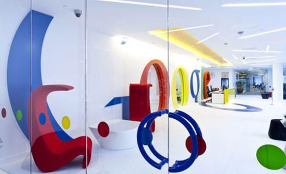 Sede de Google en Loncdres.