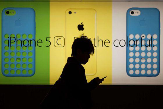 Apple, multada en Taiwan