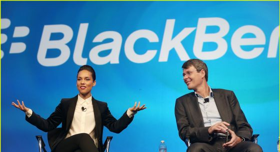 Blackberry despide a Alicia Keys