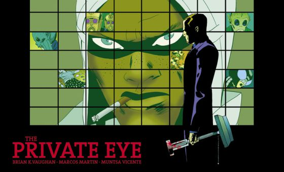 EE UU se rinde al cómic español 'The Private Eye'