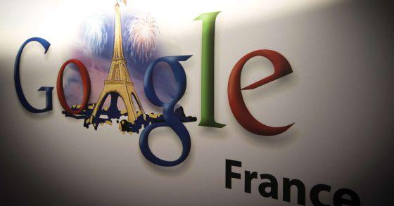 Sede de Google en Francia.