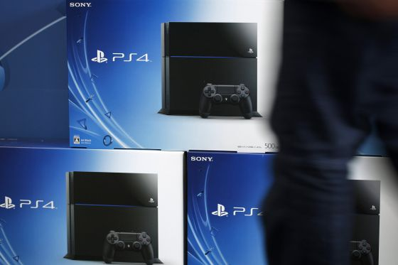 Sony vende seis millones de PS4