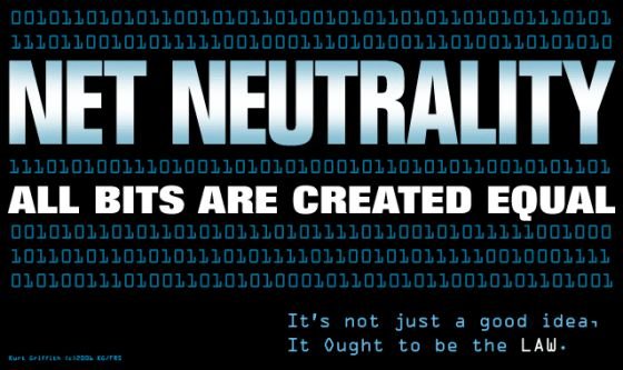 Carta de los grandes de Internet a favor de la neutralidad de la Red