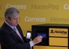 Correos lanza un servicio de paquetería a domicilio