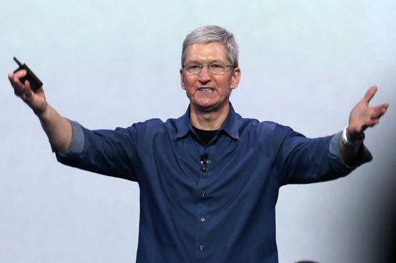 La televisión, próximo objetivo de Apple