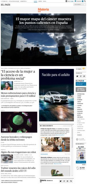 Las seis claves de la remodelación de la web de EL PAÍS