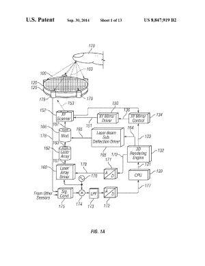 Una de las páginas de la nueva patente de Apple.